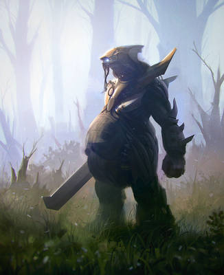 The beast by jamajurabaev