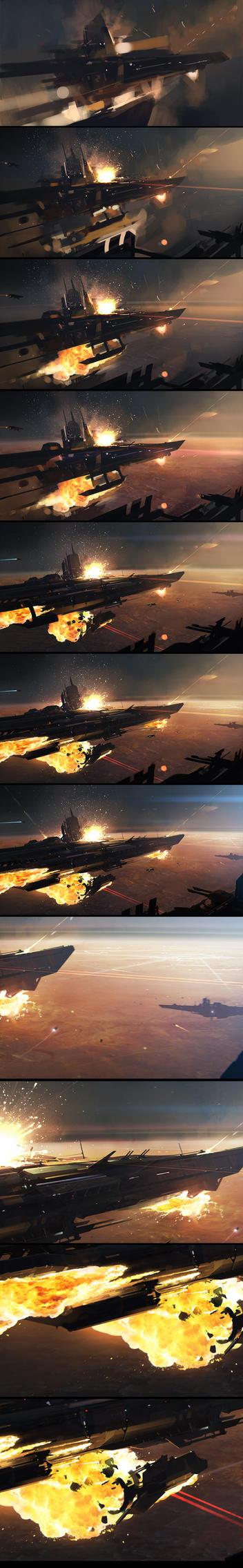 Making of 'Goodbye' by jamajurabaev