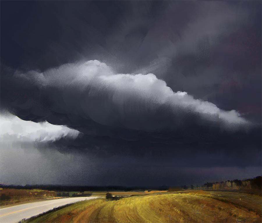 Storm by jamajurabaev