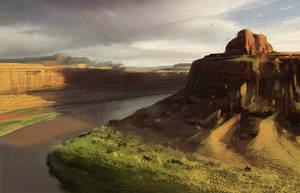 Canyon by jamajurabaev
