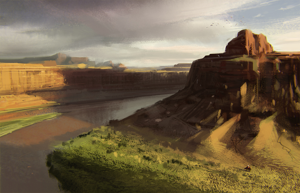 Canyon by jamajurabaev