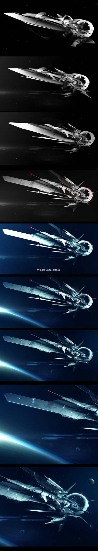 Making of Space journey