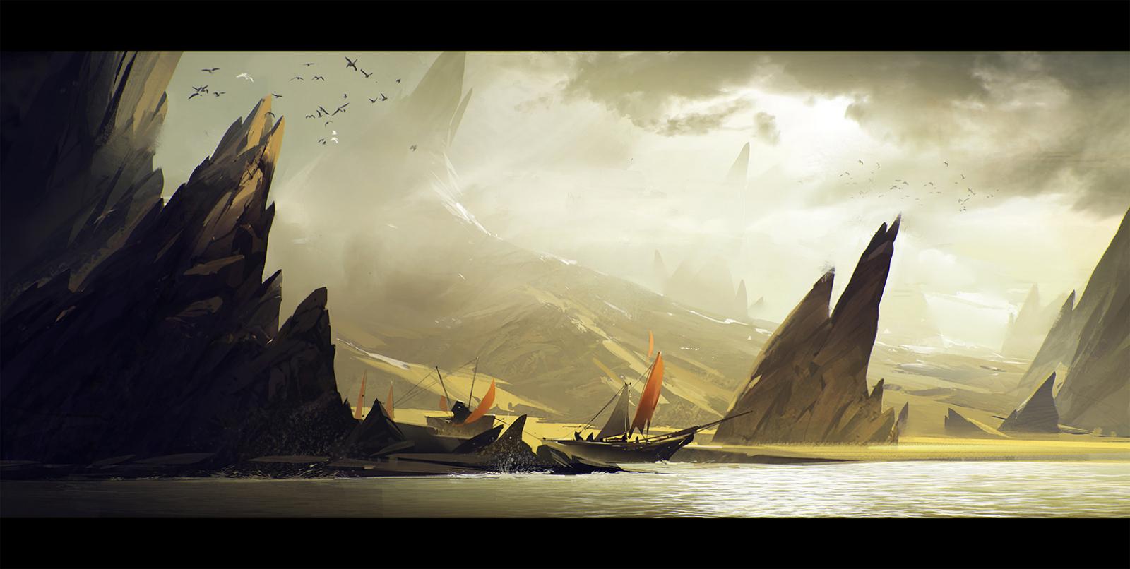 Dreamscape I by jamajurabaev