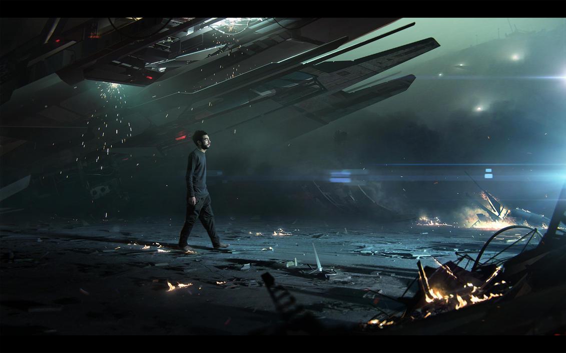 Dreamscape II by jamajurabaev