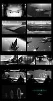 Dreamscape Storyboard I