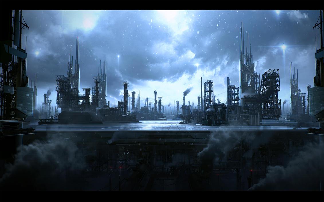 Dreamscape IX by jamajurabaev