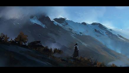 Mountains 1 by jamajurabaev