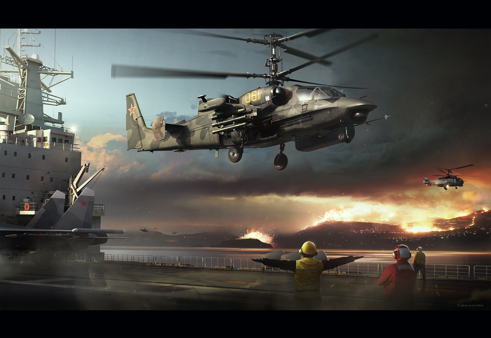 The Attack 2 by jamajurabaev