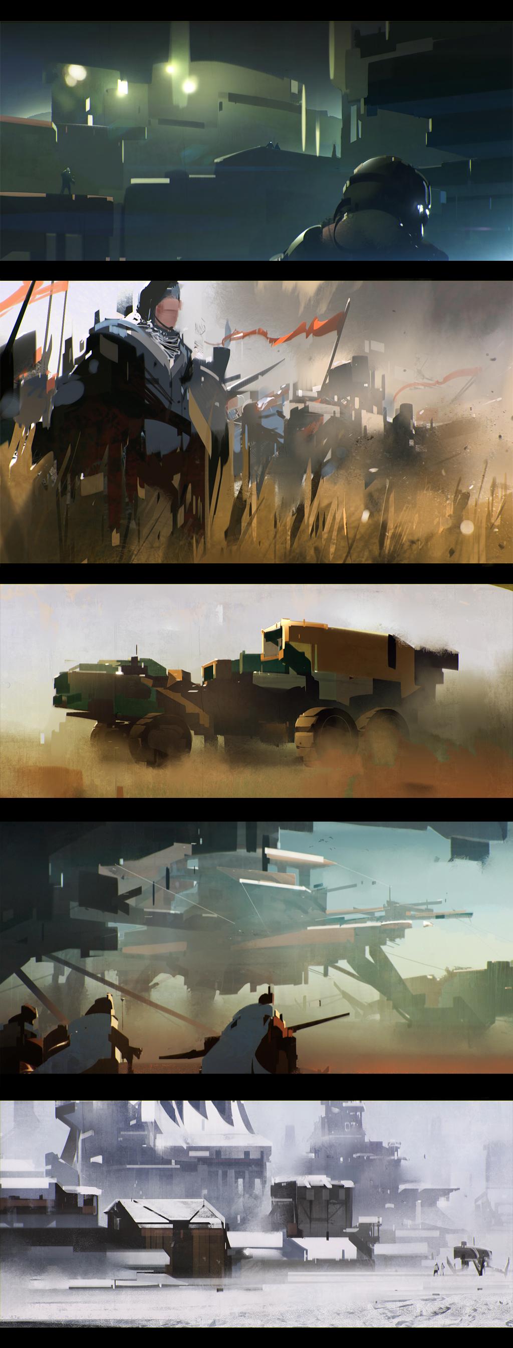 concepts 3 by jamajurabaev