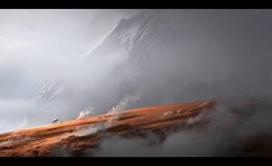 Ridge by jamajurabaev
