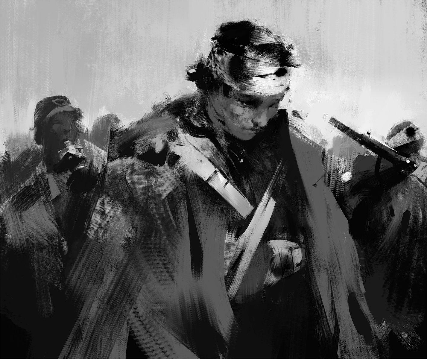 Battle survivors by jamajurabaev