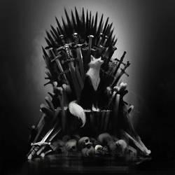 Fox of thrones by jamajurabaev