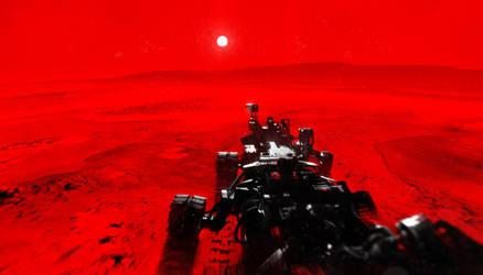 Mars by jamajurabaev