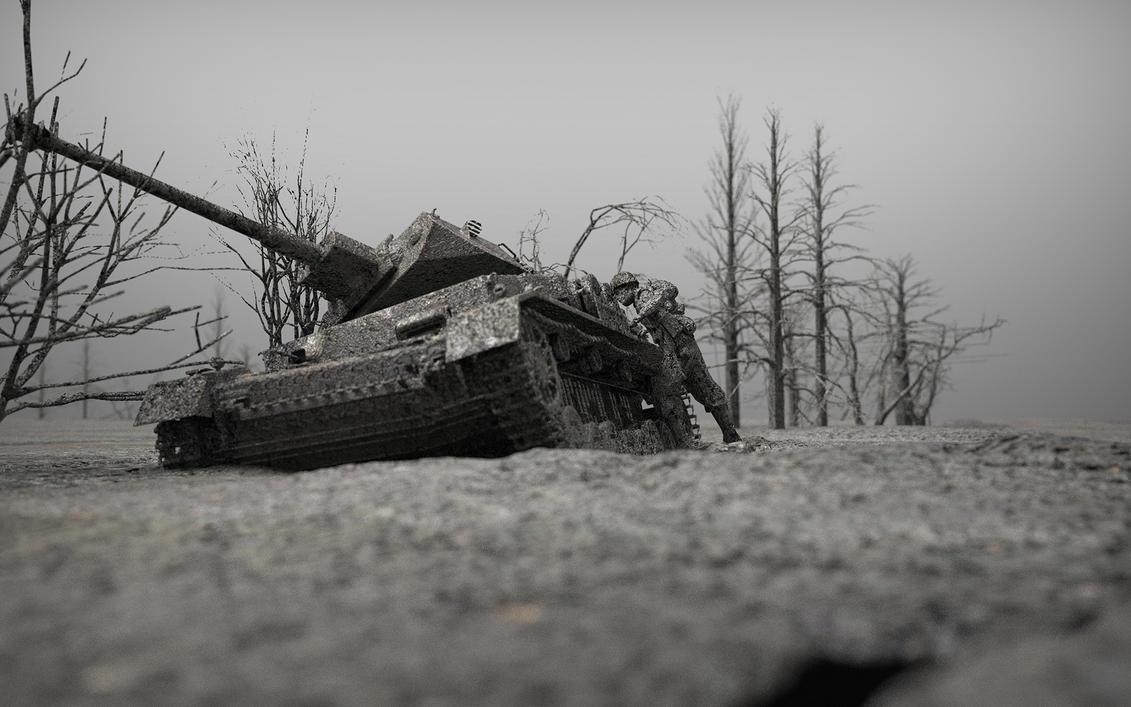 Tank2 by jamajurabaev