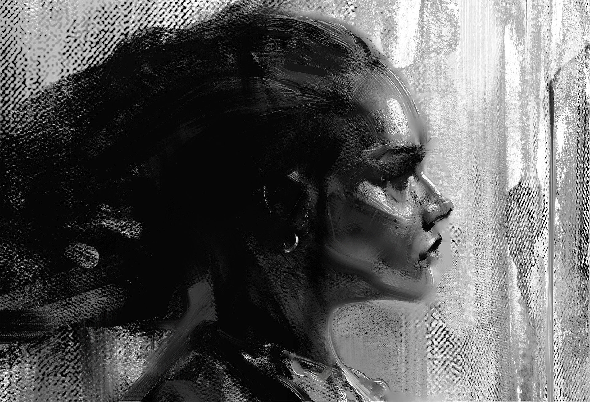 Girl by jamajurabaev