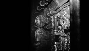 Lost submarine 5 by jamajurabaev
