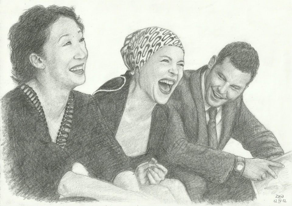 Drawing Lines Grey S Anatomy : Grey s anatomy favourites by clk art n designs on deviantart