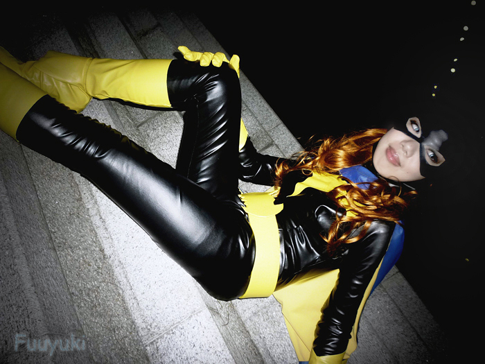Batgirl by fuuyukida