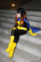 Batgirl 1 by fuuyukida