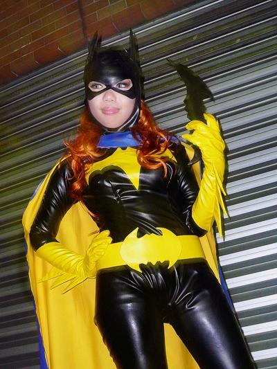 Batgirl 3 by fuuyukida