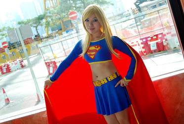 Supergirl 3 by fuuyukida