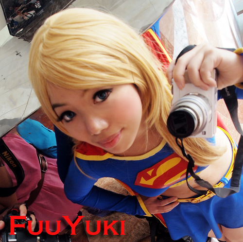 Profile - Supergirl1 by fuuyukida