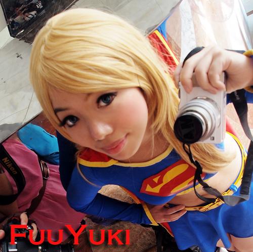 Profile - Supergirl1 by fuuyukida