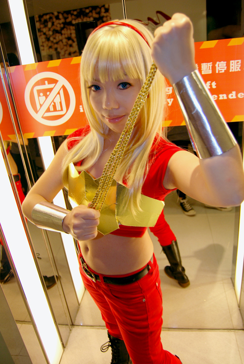 Wonder Girl 05 by fuuyukida