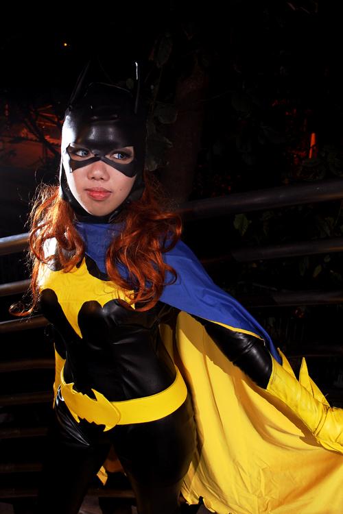 Batgirl 5 by fuuyukida