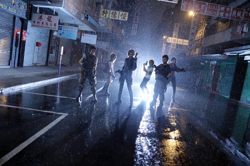 Resident Evil 6 by fuuyukida