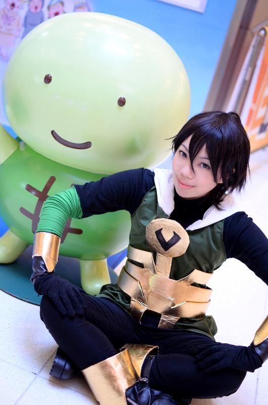 TEAM GREEN!! by fuuyukida