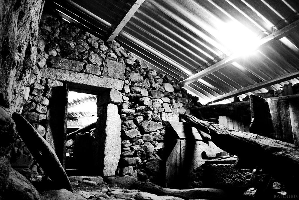 Was a Watermill by balduris