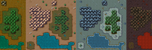 Some tilesets