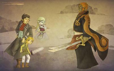 Zelda ChangedStyle 2 by Isara-La