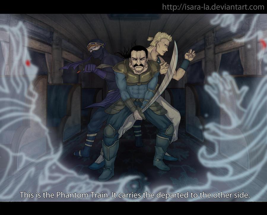 Phantom Train by Isara-La