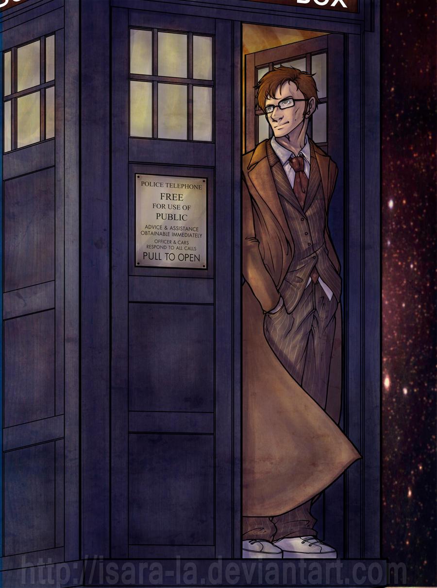 Tenth Doctor By Isara La On Deviantart