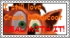 Stamp-I still love Crash Bandicoot by GirlCrash97