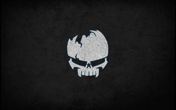 Skull Logo Wallpaper 1920x1200