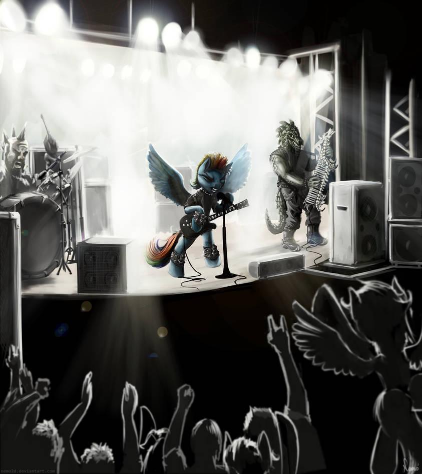 Now dance, f*cker, dance by Nemo2D