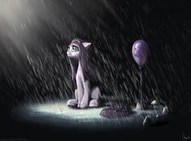[Redraw] Sad Pinkie by Nemo2D
