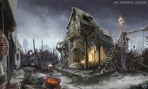 [TOmS] Raider Territory Concept by Nemo2D