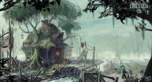 [TOmS] Fluttershy's Cottage Area