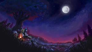 Calm Night by Nemo2D