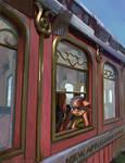 Train Ride by Nemo2D