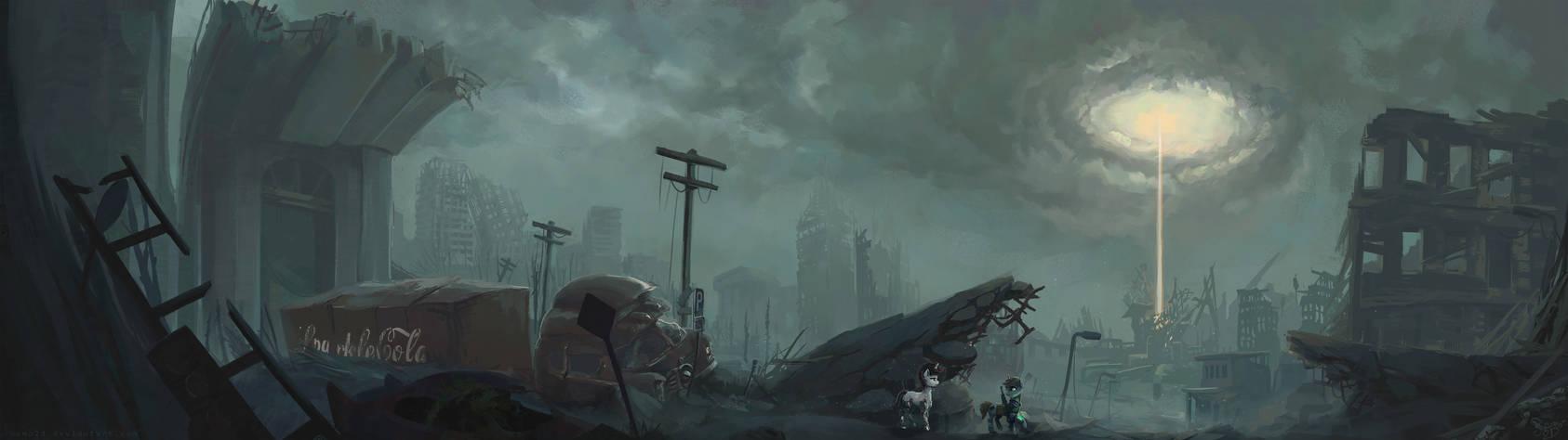 Manehattan Ruins