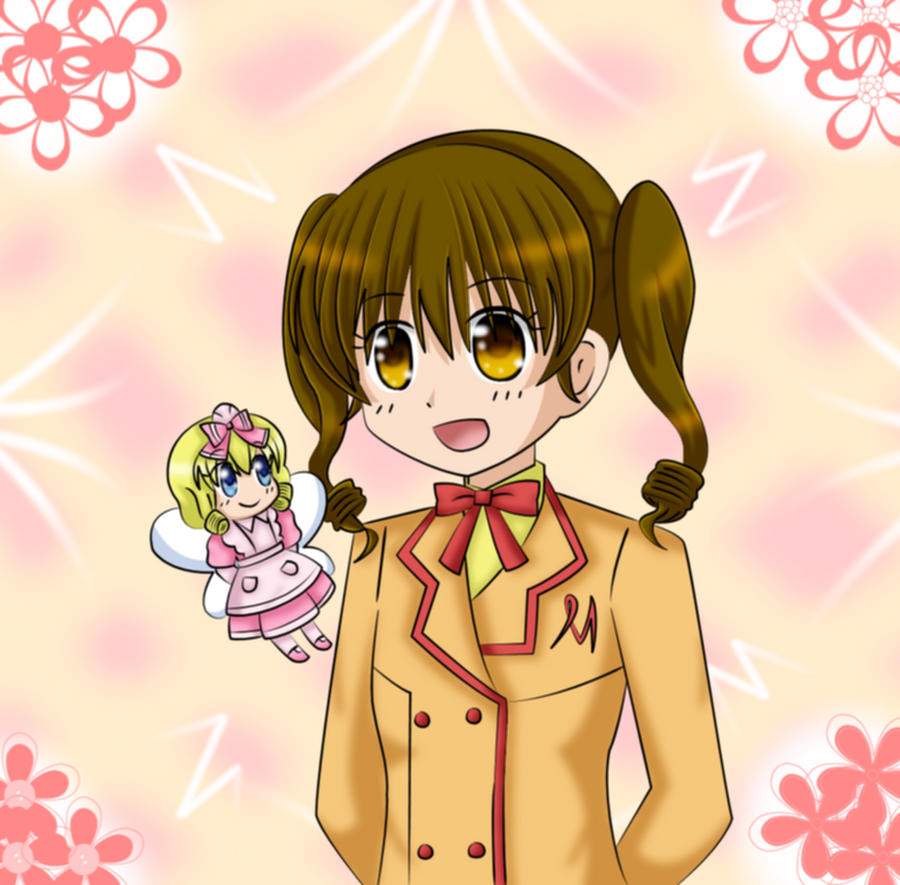 Yume Pati- Ichigo and Vanilla by Seaside-Bunny