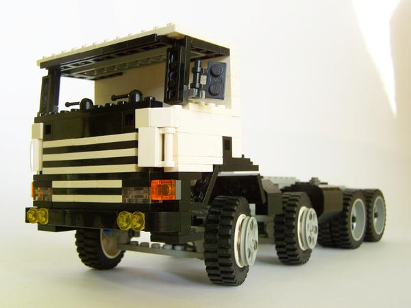 Scania 124 by Bobofrutx