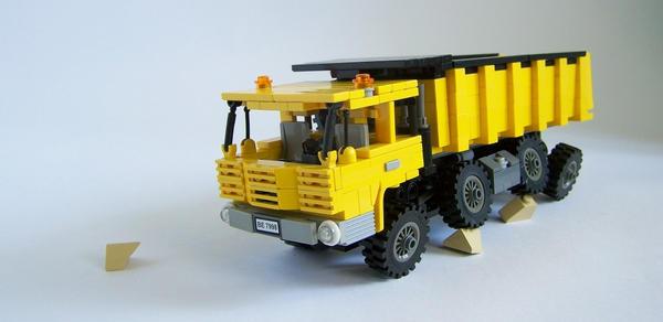 Tatra 813 by Bobofrutx