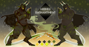 [ $ ] WICKED ENCHANTMENT