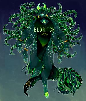 [CS] ICC HALLOWEEN ADVENT 2020 | ELDRITCH